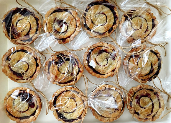 Party Pie Packaging (per dozen)