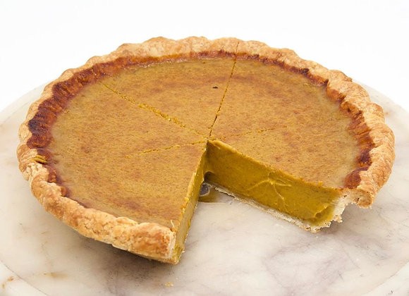 LCB Pumpkin, Pecan & Blueberry Thanksgiving Pies