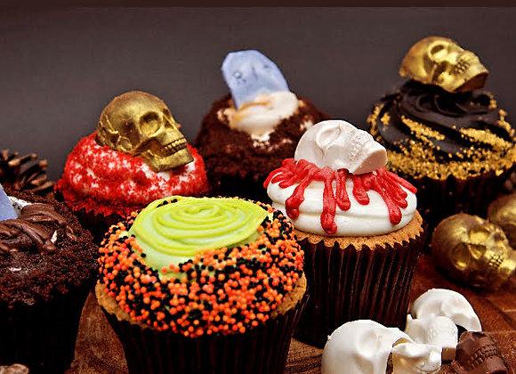 LCB Halloween Cupcakes (6 or 12)