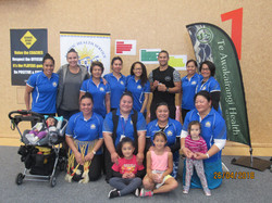 ANZAC Day Sports Tongan Cluster