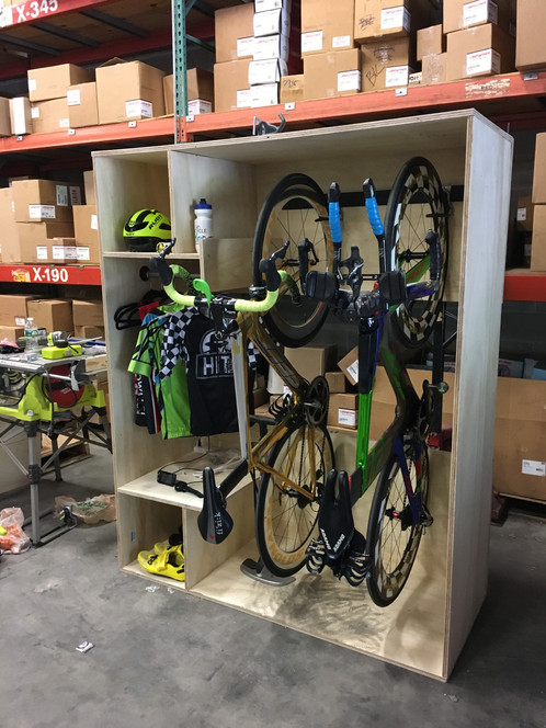 ... On Where To Buy The Materials, As Well As Detailed, Step By Step  Instructions With Illustrations, And Diagrams On How To Build A 2 Bike  Storage Locker.