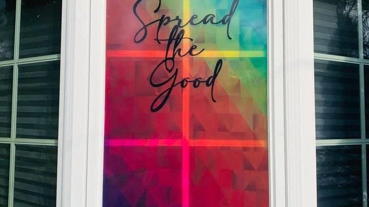 Spread The Good Prism Rectangle
