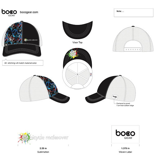 2019 Bicycle Makeover Technical Trucker