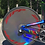 Thumbnail: Disc Wheel Skin with Aero Front Wheel