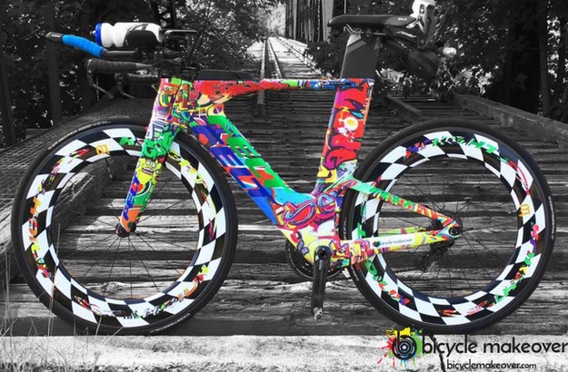 Bicycle Makeover Packages