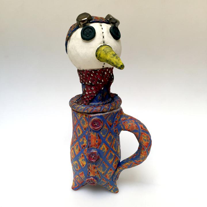 Steampunk Duck Cup