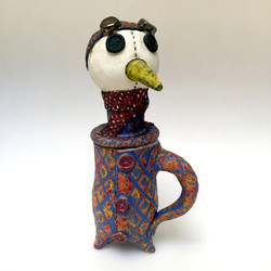 Steampunk Duck Cup