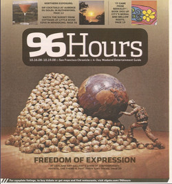 96Hours Chronicle10-16-08 Front Page