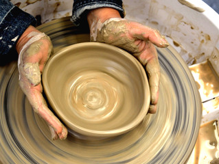 New! Intro to Clay 6 week classes
