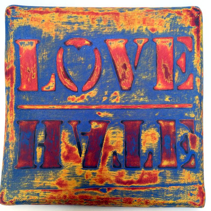 Love Hate Tile