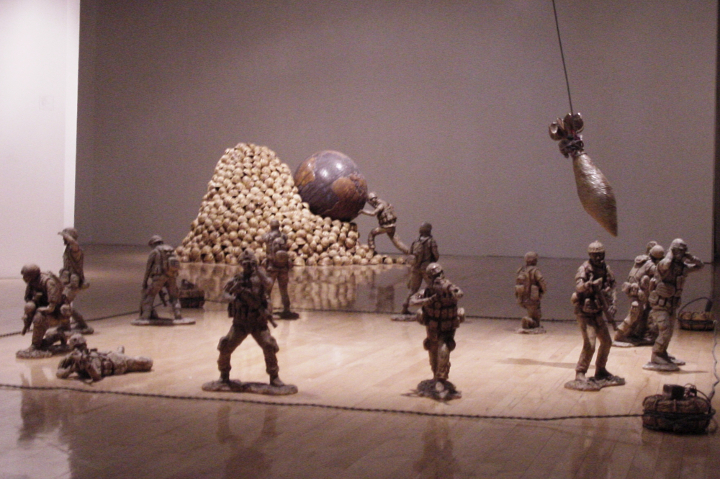 War Pendulum & Sisyphus