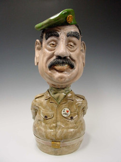 Saddam Disarmed