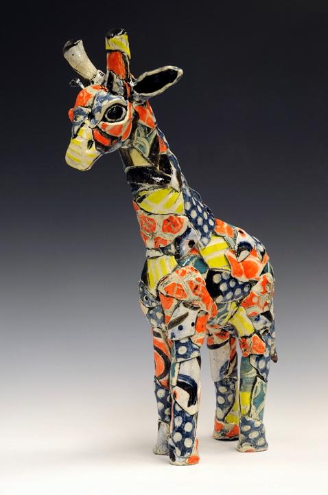 Patchwork Giraffe
