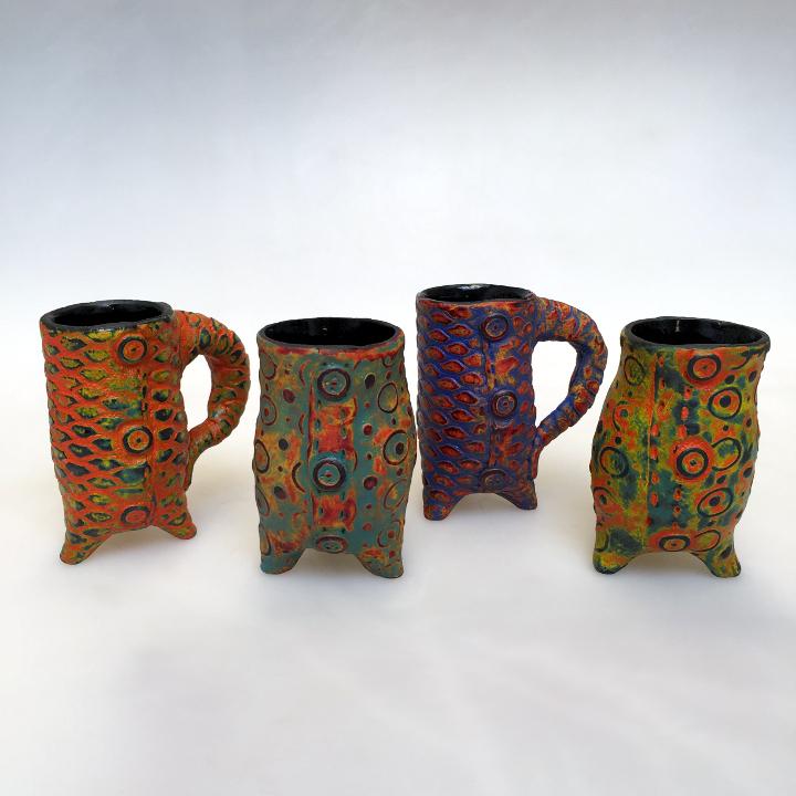 Pajama Espresso Cups