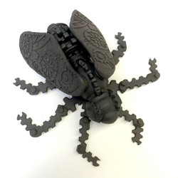 Steampunk Fly