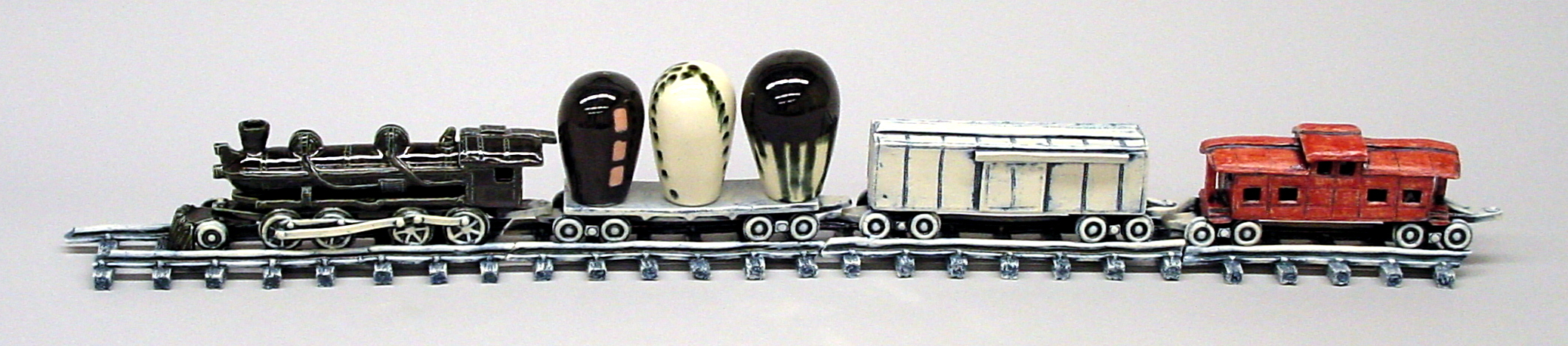 Art Train (homage to Kaneko)