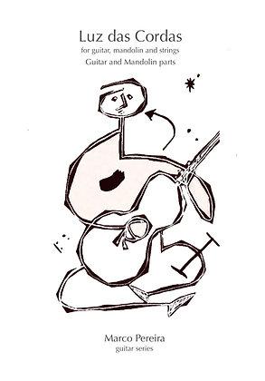 LUZ DAS CORDAS guitar and mandolin