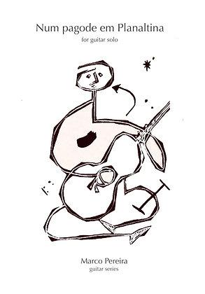 NUM PAGODE EM PLANALTINA for guitar solo