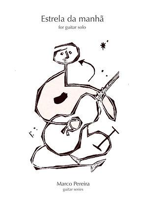 ESTRELA DA MANHÃ - for guitar solo