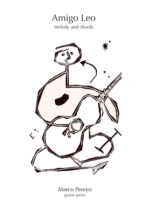 AMIGO LEO melody and chords