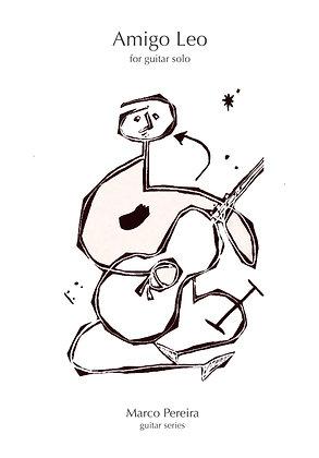 AMIGO LEO for guitar solo