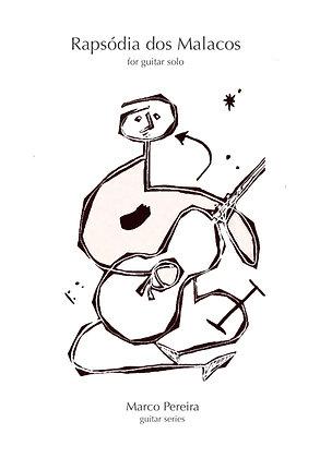 RAPSODIA DOS MALACOS  for guitar solo