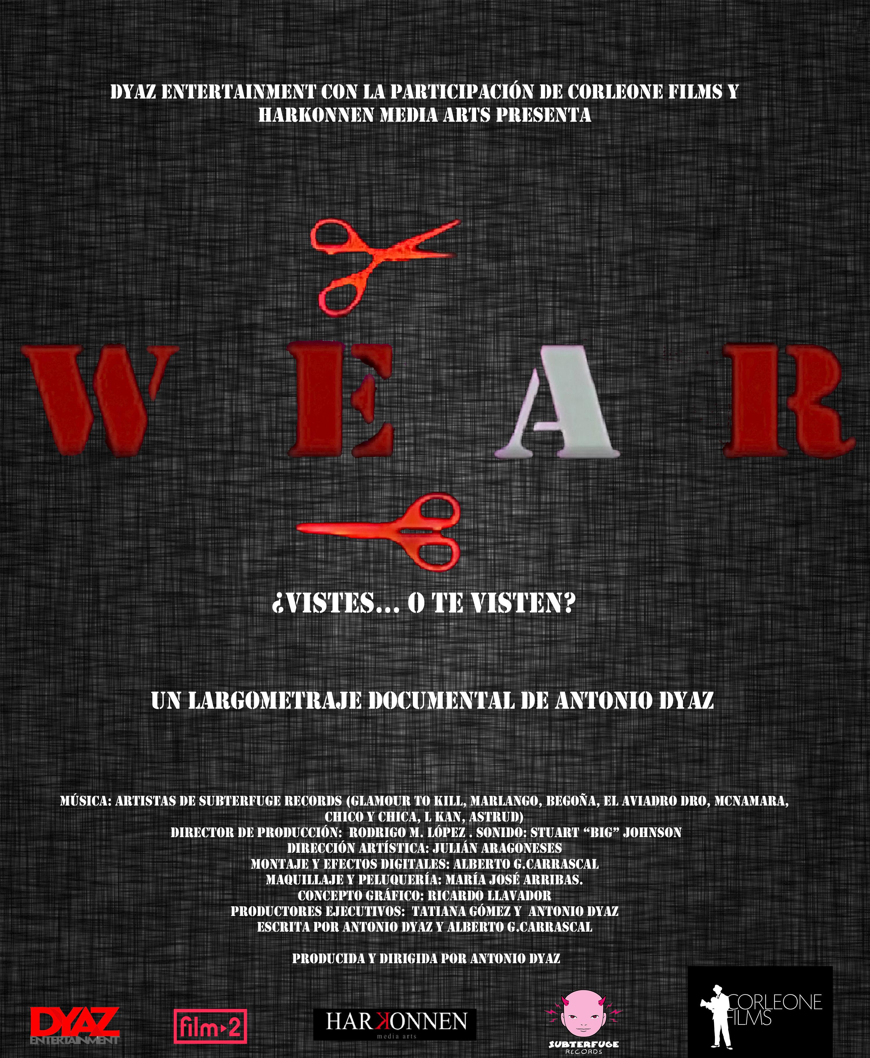 Poster WEAR