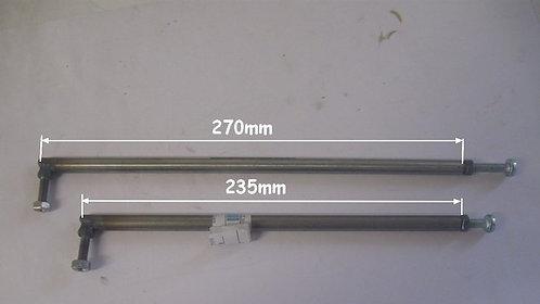 Klepas/Stang Barbas 23,5cm