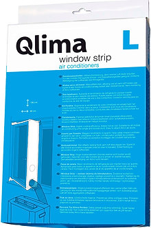 Qlima Window Fitting Kit L voor mobiele airco's