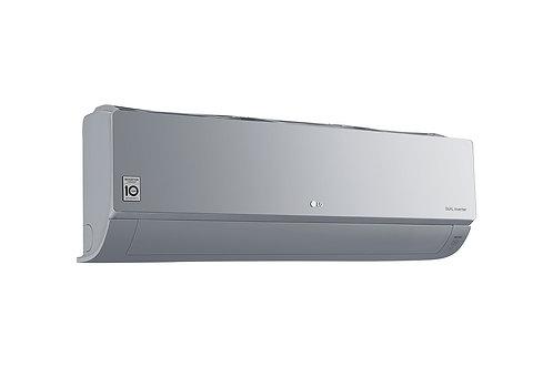 LG Split Airco Artcool Silver AC18SQ 5KW binnen + buitenunit