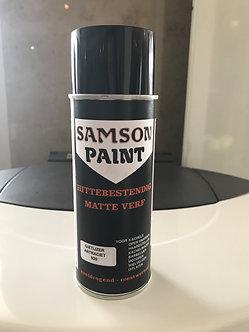Samson paint hittebestendige verf antraciet