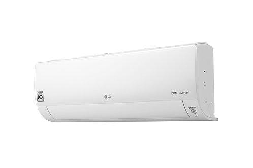 LG Split Airco Deluxe DC12RQ 3.5KW binnen en buitenunit