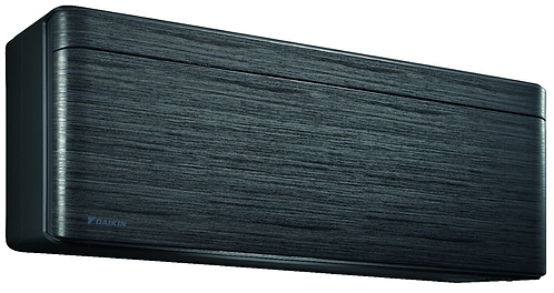 Daikin Stylish FTXA Donkere Houtkleur 2,5KW binnen + buitenunit
