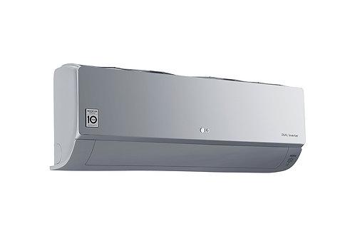 LG Split Airco Artcool Silver AC09SQ 2.5KW binnen + buitenunit