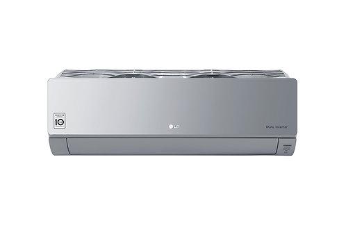 LG Split Airco Artcool Silver AC12SQ 3.5KW binnen + buitenunit