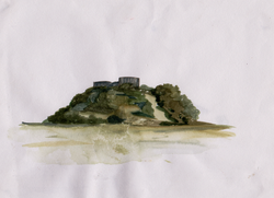 Right Battery island