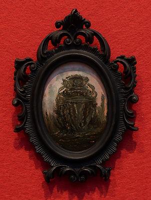 Miniature statuary urn .jpg
