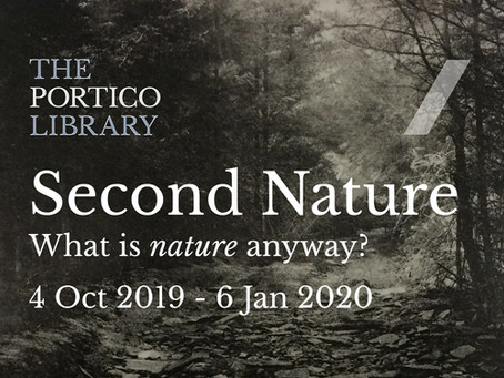 Second Nature at the Portico Library