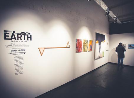 FLAT+EARTH at Sidney+Matilda