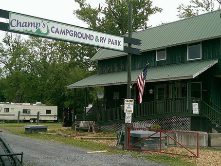 Champs RV Campground, New York