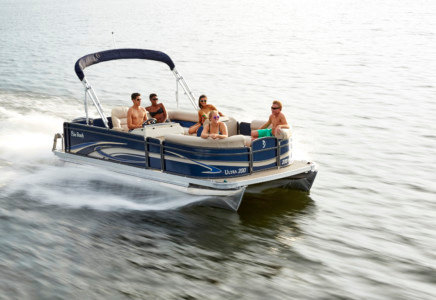 Add a Pontoon Boat to Your Adventure