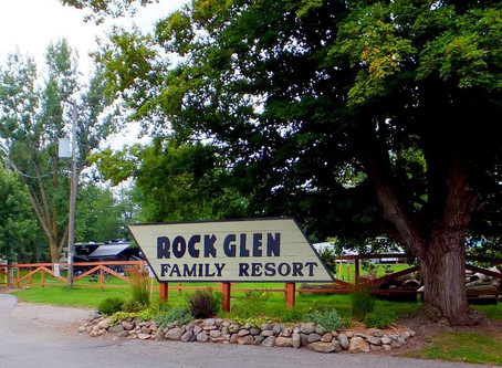 Rock Glen Resort, Ontario, Canada