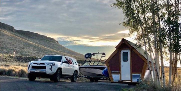 Camping and boating