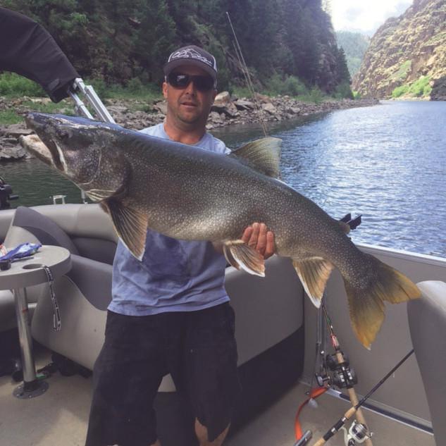 Colorado State Record Fish