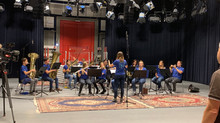 "Unsere Schildtröten bei ""Hits in Blech Junior"""