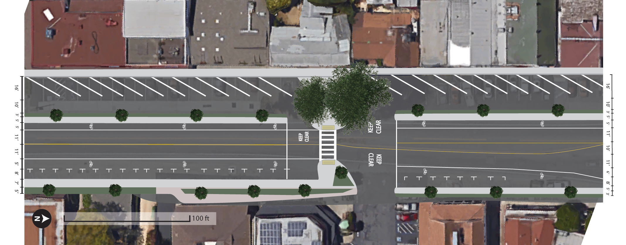 Highway and Parking Concepts