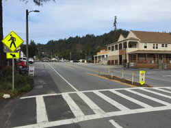 Highway 9 in Felton