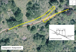 Lower Trail Realignment E Enlargement