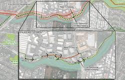 Focus area map detail