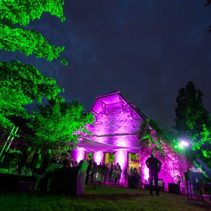 Habillage LED  by Eric ANTHONY Event's c